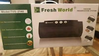 Food vacuum sealer 26 km