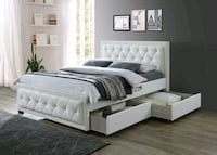 QUEEN Storage Bed Only 499.99  Toronto