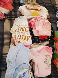 6-9 months girl clothes lot 1