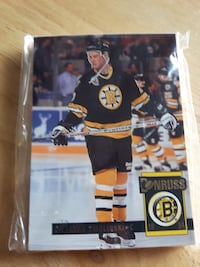 15 Boston Bruins Hockey Cards... Sealed $3 Calgary, T2V