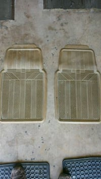 Winter floor mats for truck or SUV Lake Echo, B3E 1M7