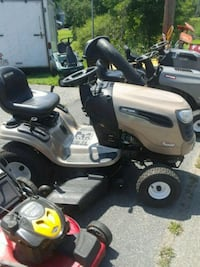 I have riding mowers and push mowers for sale Middleborough, 02346