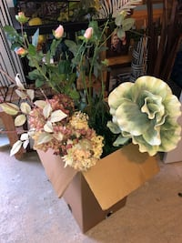 Box of tall flowers  Delta, V4C 4H4