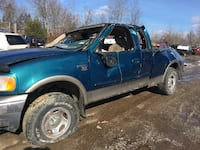 Parting out 2001 Ford F-150 4x4 Shenango