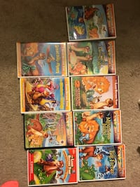 Land Before Time DVDs  Leesburg, 20175