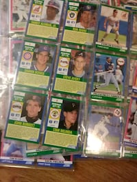 assorted baseball player trading cards Austin, 78702