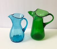 Hand blown glass pictures