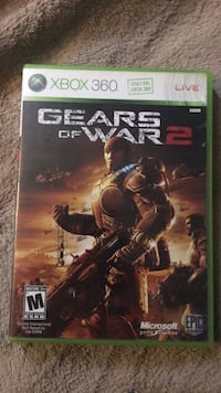 Xbox 360 Gears of War 3 case 590 mi