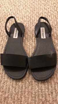 Steve Madden Sandals Black Brownsville