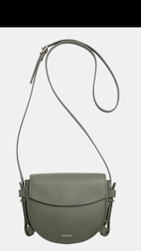 Skagen Lobelle leather crossbody bag/ Green Burnaby, V5H 1Z9