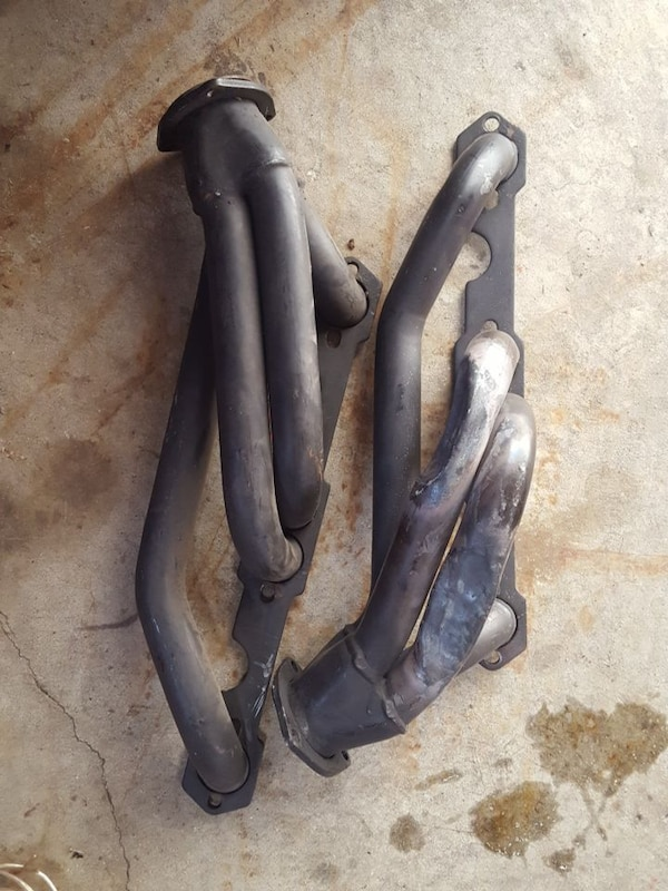 Chevy 305 headers