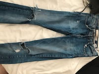 Zara jeans from Germany Edmonton, T5X 5M5