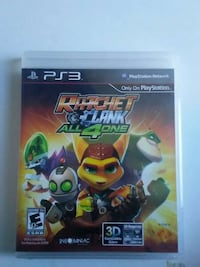 ps3 ratchet clank game