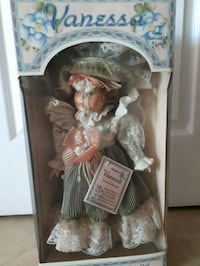 Collectable doll Montreal