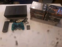Ps2, Teal Controller and 23 Games! Milton, L9T 3Z7
