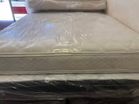 Eastern King Double Pillowtop Mattress Las Vegas, 89103