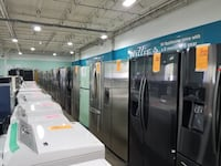Refrigerators, Stoves, Washers, Dryers & Other Appliances @ Willie's HAUPPAUGE NY  New York, 11232