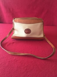 4 vintage dooney & bourke leather purses