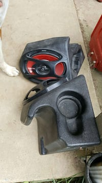 Jeep Wrangler YJ Speakers Harrisburg