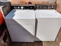 Kenmore Washer & GAS Dryer