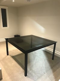 Square dining table  Calgary, T2N 3G8