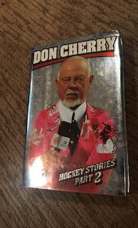 Don Cherry Hockey Stories Part 2 Book  Oakville, L6H 1B2