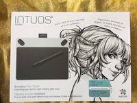 Wacom Intuos Graphics Tablet -  White (CTL490DW) Vaughan, L6A