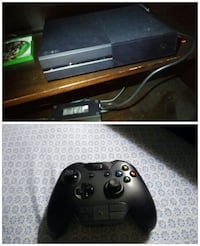 black Xbox one or trade for a ps4