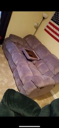 Reclining Couch 500 obo Fairfax, 22035