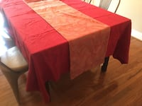 Williams Sonoma Table Cloths & Runnets Vienna, 22182