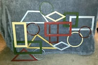 45x35 3D metal wall hanging Des Moines, 50313
