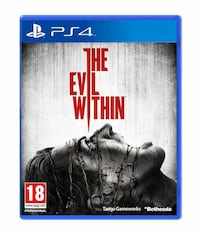 The evil within PS4   McLean, 22102