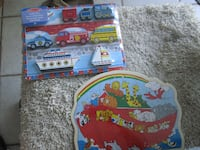 2 Brand New Sealed Children's Puzzles   Winnipeg