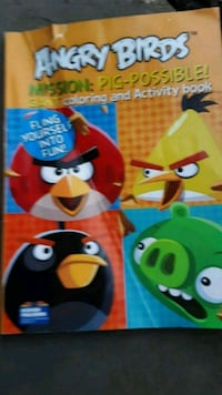 angry birds Grand Junction, 81501