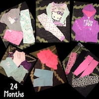 Baby Girl Clothes  Citrus Heights, 95621