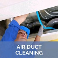 Duct and vent cleaning London