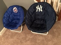 Mets/Yankees Lounging Chairs 62 km