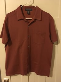 Men's Banana Republic Brown Shirt Vancouver, V6G 2C9