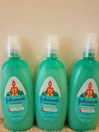 3 new Johnsons baby detangler spray for $10 Rockville