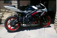 black and red sports bike Moreno Valley, 92553