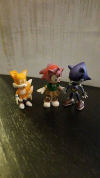 1990's Sonic CD collectibles Evesham Township, 08053