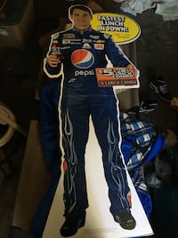Jeff Gordon cutout in great condition asking for $25 obo  Fresno, 93703
