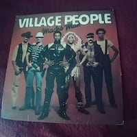village people vinyls records Central Falls, 02863