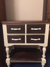 2 Drawer Side Table Stafford, 22554