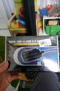 sata/ ide to usb 2.0 adapter never opened Deer Park, 11729