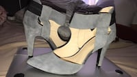 Nine West Grey heels  Alexandria, 22309