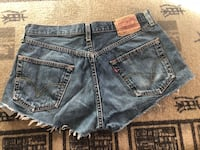 Levi's denim shorts Oslo, 1284
