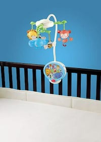 Fisher Price Baby Discover n Grow Projector Mobile Toronto, M6B 2A5