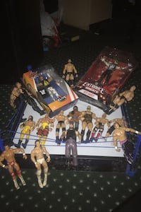 WWE ELITE COLLECTION *NEW* LOTS ELITE ACTION FIGURES PRICE NEGOTIABLE  Leesburg, 20175