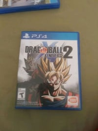 Sony PS4 Dragonball Xenoverse 2 game case Lanham, 20706